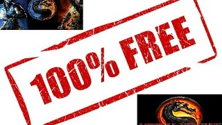 How to play Mortal Kombat For Free!!!!!!! (NO DOWNLOAD)