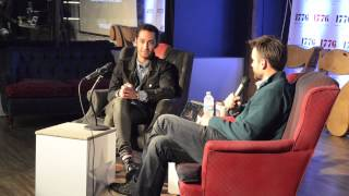 Jonathan Neman of Sweetgreen fireside chat with Frank Gruber of Tech.Co