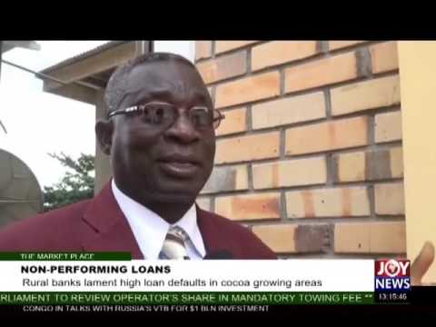 Construction Sector - The Market Place on JoyNews (11-7-17)
