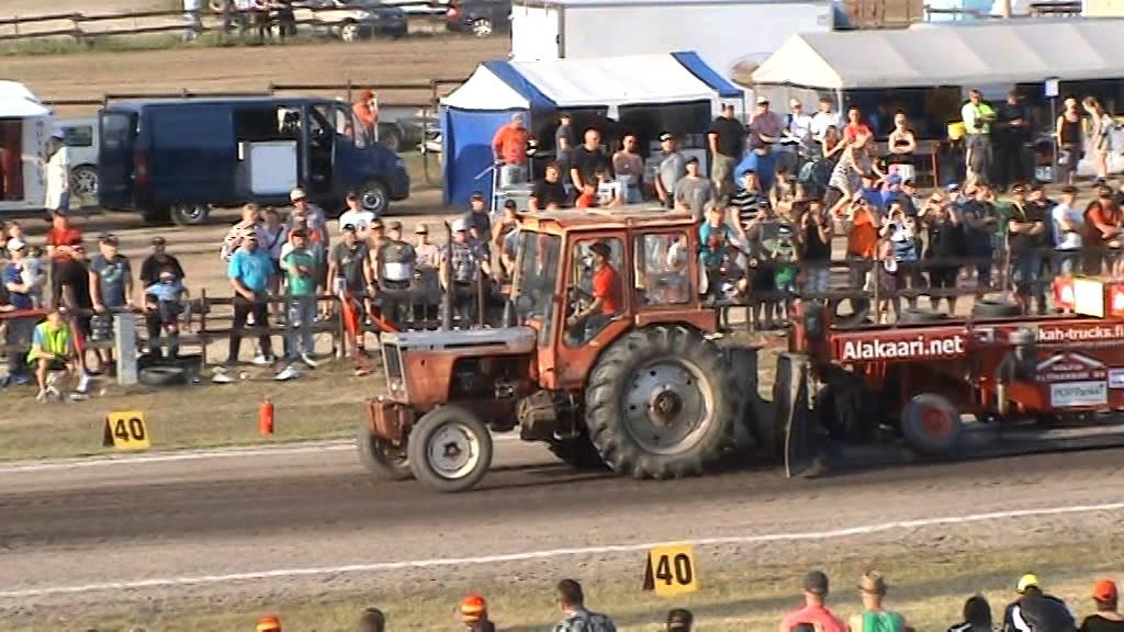 Tractor Pulling Kalajoki 2021