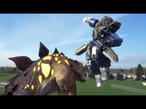 MECH-X4 Interactive Tour | MECH-X4 | Disney XD
