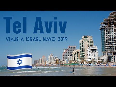 Conociendo La Ciudad De Tel Aviv | Viaje A Israel 🇮🇱 Mayo 2019