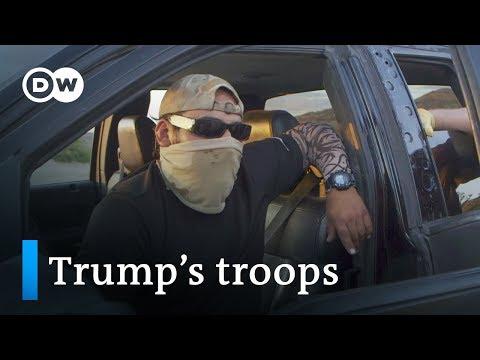 US: Trump's vigilantes against migrants | DW Documentary