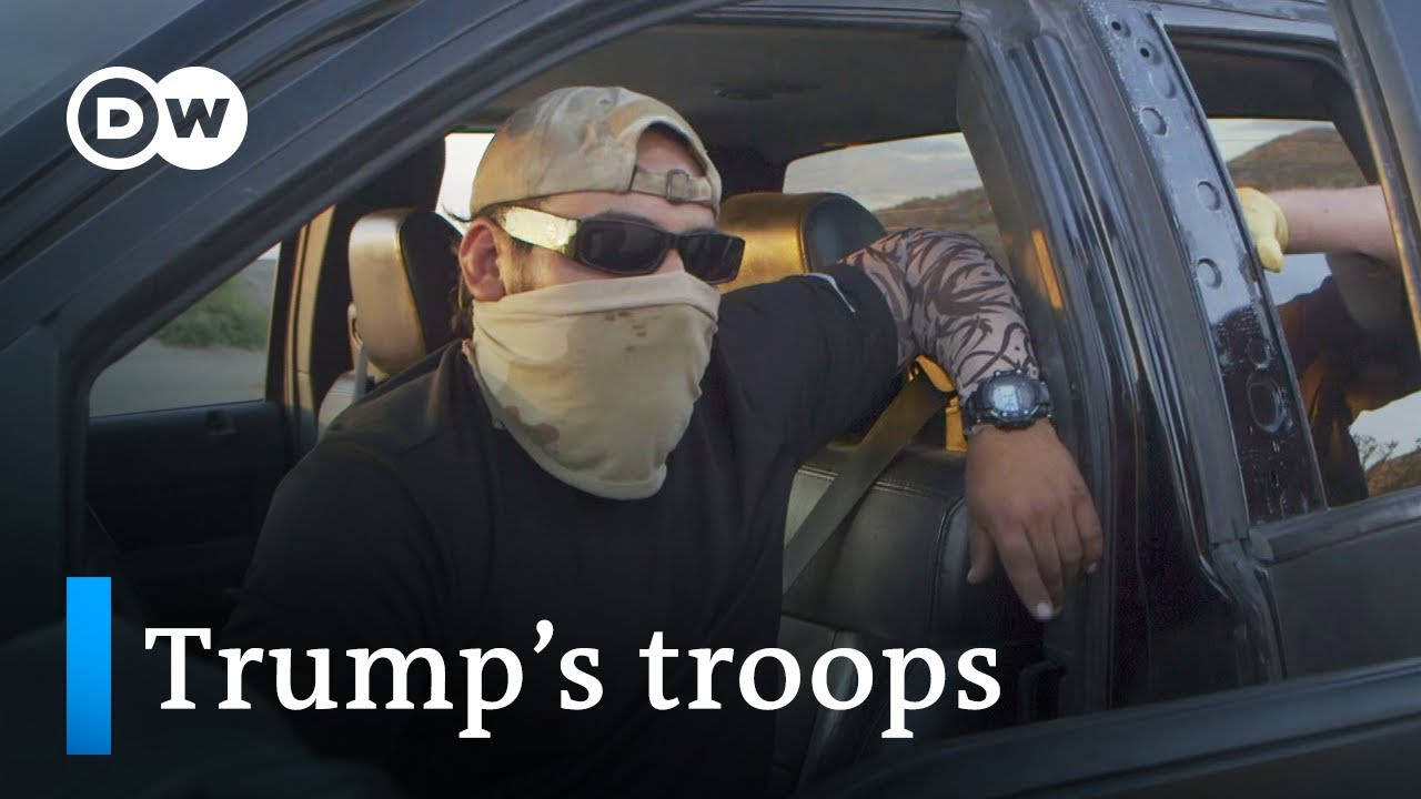 US: Trump's vigilantes against migrants | DW Documentary