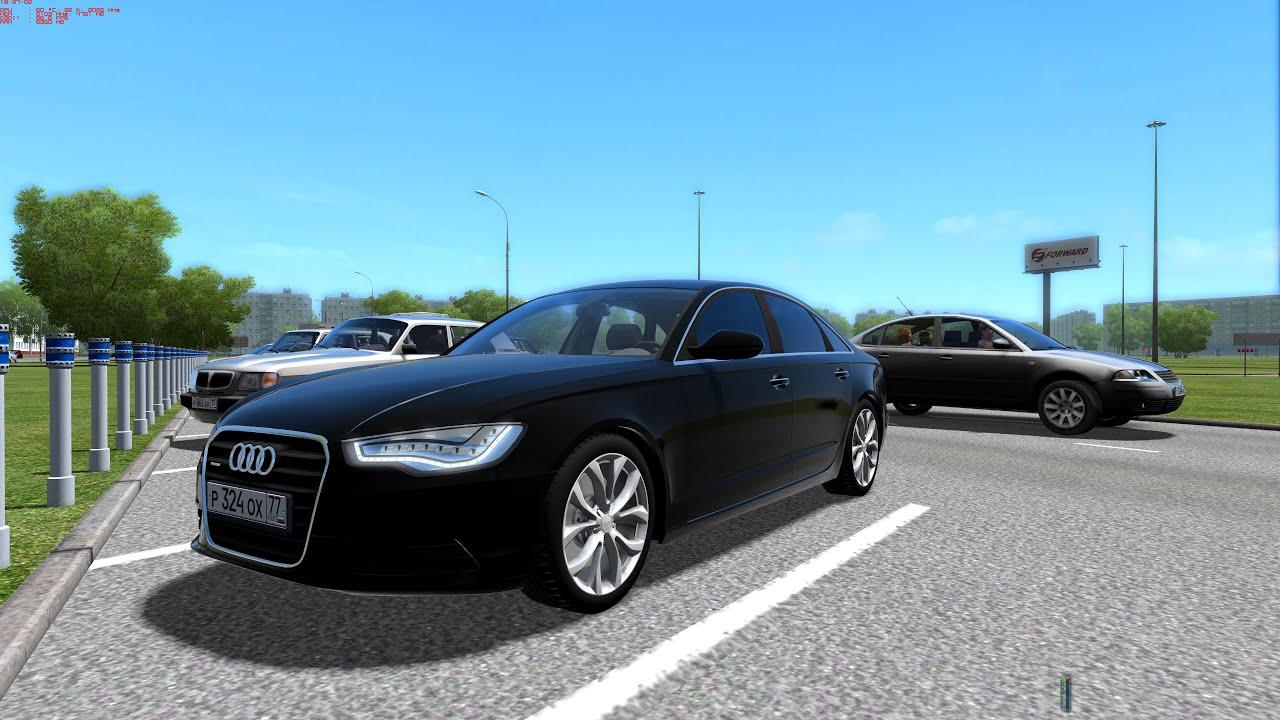 City Car Driving 1.5.0 - Audi A6 Часть 2 (4K 60fps) - YouTube  K Audi A on audi s4, audi a11, audi a2, audi logo, audi a9, audi aa, audi x6, audi a1, audi r6,