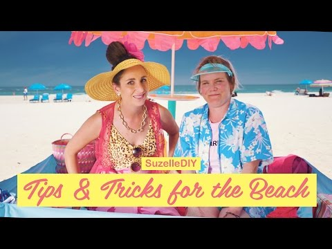 Beach Hacks !!