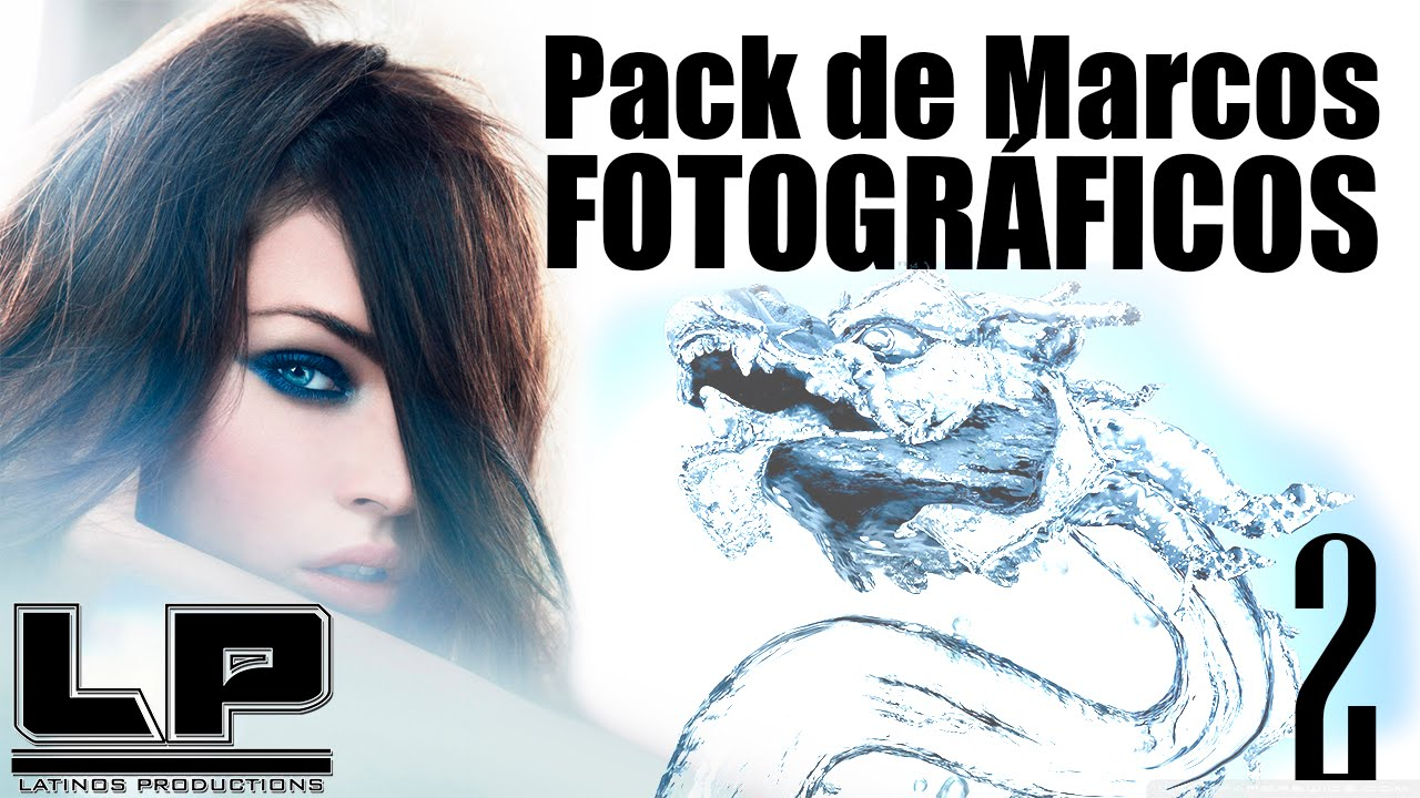 Descarga Pack de Marcos Fotograficos 2 MEGA - YouTube