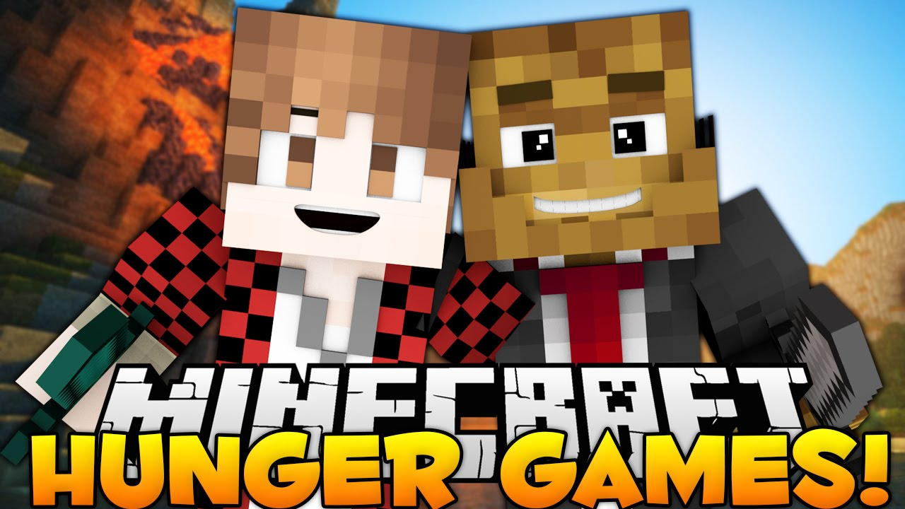 Minecraft Hunger Games First Of 2016 W Bajancanadian Jeromeasf Youtube