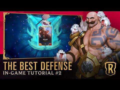 Cuddle Darius to Death with Poros | Legends of Runeterra Beginner Tutorial #2 thumbnail