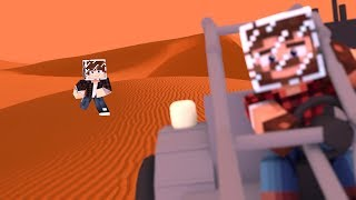 Купик нашел Савчика на Марсе?! МАРСИАНИН | Майнкрафт сериал #6