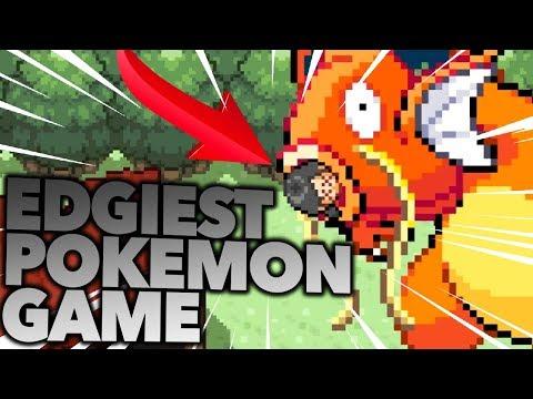 THE EDGIEST POKEMON GAME!? - Pokemon Edge Rising!