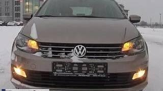 В Калуге началась сборка обновленного Volkswagen Polo(, 2016-01-19T18:14:16.000Z)