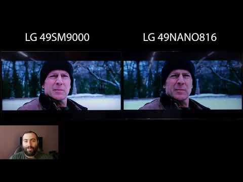 LG 49SM9000 vs LG 49NANO816