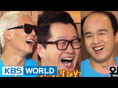 Happy Together - Beautiful Singles Special with Park Joonhyung, Kim Kwangkyu & more! (2014.09.04)