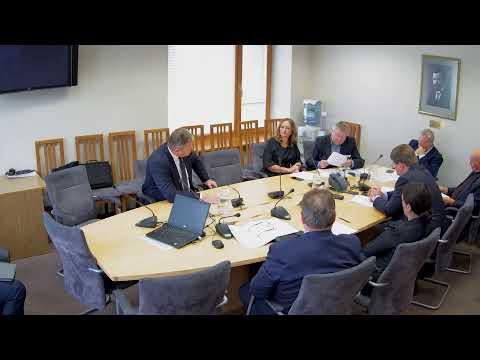 2019-10-23 Kaimo reikalų komiteto posėdis