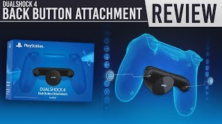 DUALSHOCK 4 Back Button Attachment - FULL REVIEW & SETUP GUIDE | A Perfect Upgrade! (Video Game Video Review)