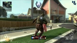 Partie en ligne sur Call of Duty Black Ops 2 - Parlons & Mes trucs et astuces pour bien XP sur BO2 !