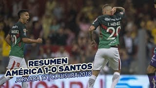 santos vs atlas 3-1