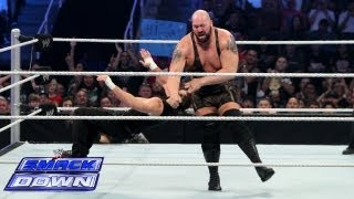 RVD, Mark Henry & Big Show vs. The Shield - Six Man Tag Team Match: SmackDown, Aug. 16, 2013
