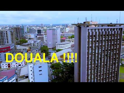DOUALA, CAMEROUN, VOICI L'AFRIQUE QUE LES MEDIAS ETRANGERS NE VOUS MONTRENT JAMAIS ! AFRICA !