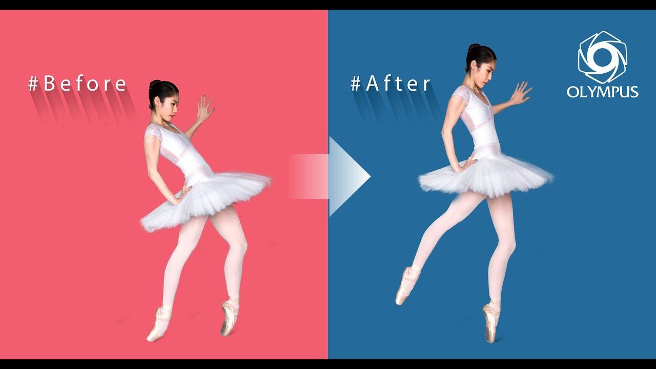Thay đổi tư thế người hoặc vật bằng lệnh Puppet Warp trong Photoshop | Change positions in PTS