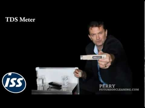 Pure Water Training :  How to Use a TDS Meter