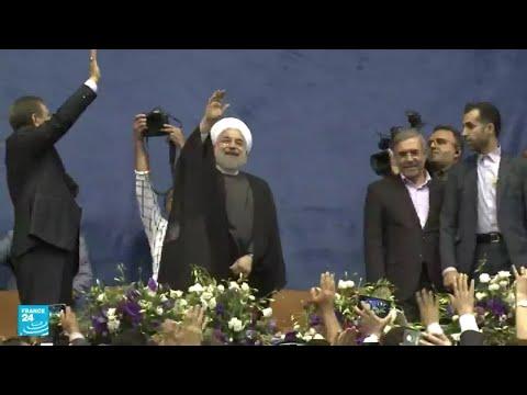 روحاني يغادر قصر باستور الرئاسي بسجل اقتصادي كارثي أدى لتراجع شعبيته  - 15:55-2021 / 8 / 3