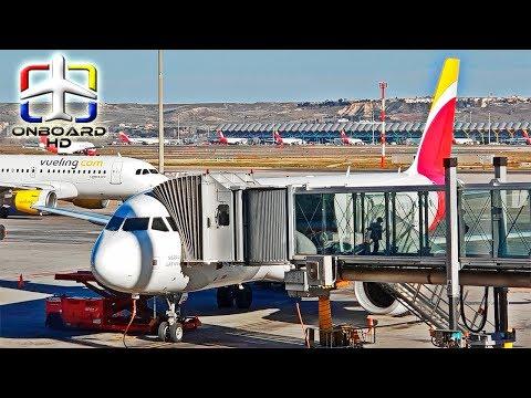 TRIP REPORT | IBERIA Business Class | Airbus A320 | Madrid - Vienna