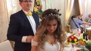Неповторимое поздравление отца  в день свадьбы