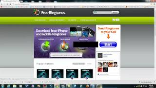How To Get Free Ringtone On Any Phone And Iphone