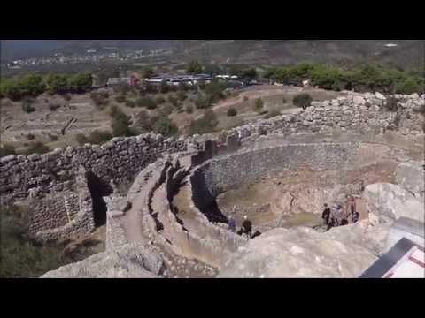 Mycènes - Royaume d'Agamemnon - Grèce