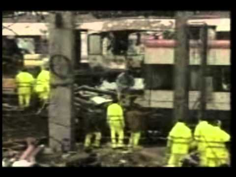 "Madrid Train Bombings - ""No To Terrorism!"" Spain March 11 2004"