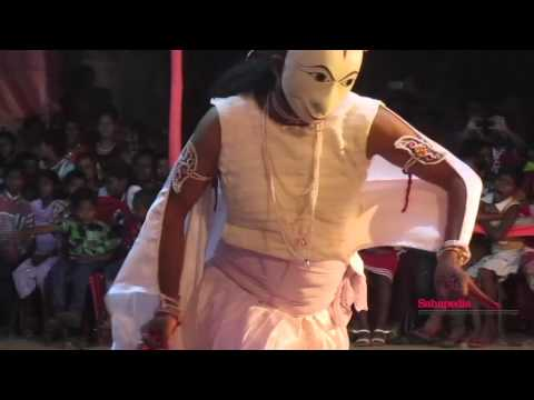 Performing Arts: Seraikela Chhau - Hansa