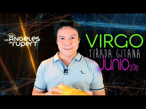 VIRGO ♍ JUNIO 2018 🔮Lectura método Gitano con Tarot de los Cátaros