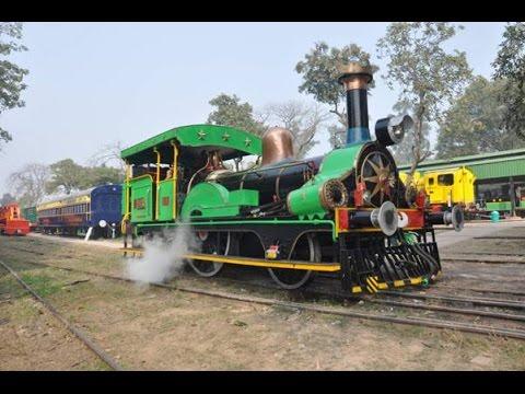 Fairy Queen locomotive