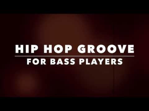 Hip Hop BASS Backing Track (E Minor)