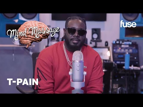 T-Pain Does ASMR Talks New Series T-Pains School of Business | Mind Massage