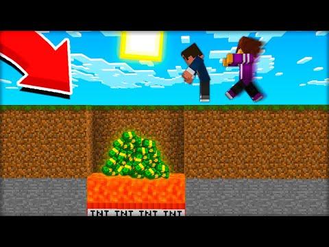 МОЙ ДРУГ ПИКСЕЛЬ ТРОЛЛИЛ МЕНЯ ВСЕ ЭТО ВРЕМЯ В МАЙНКРАФТ 100%троллинг ловушка Minecraft