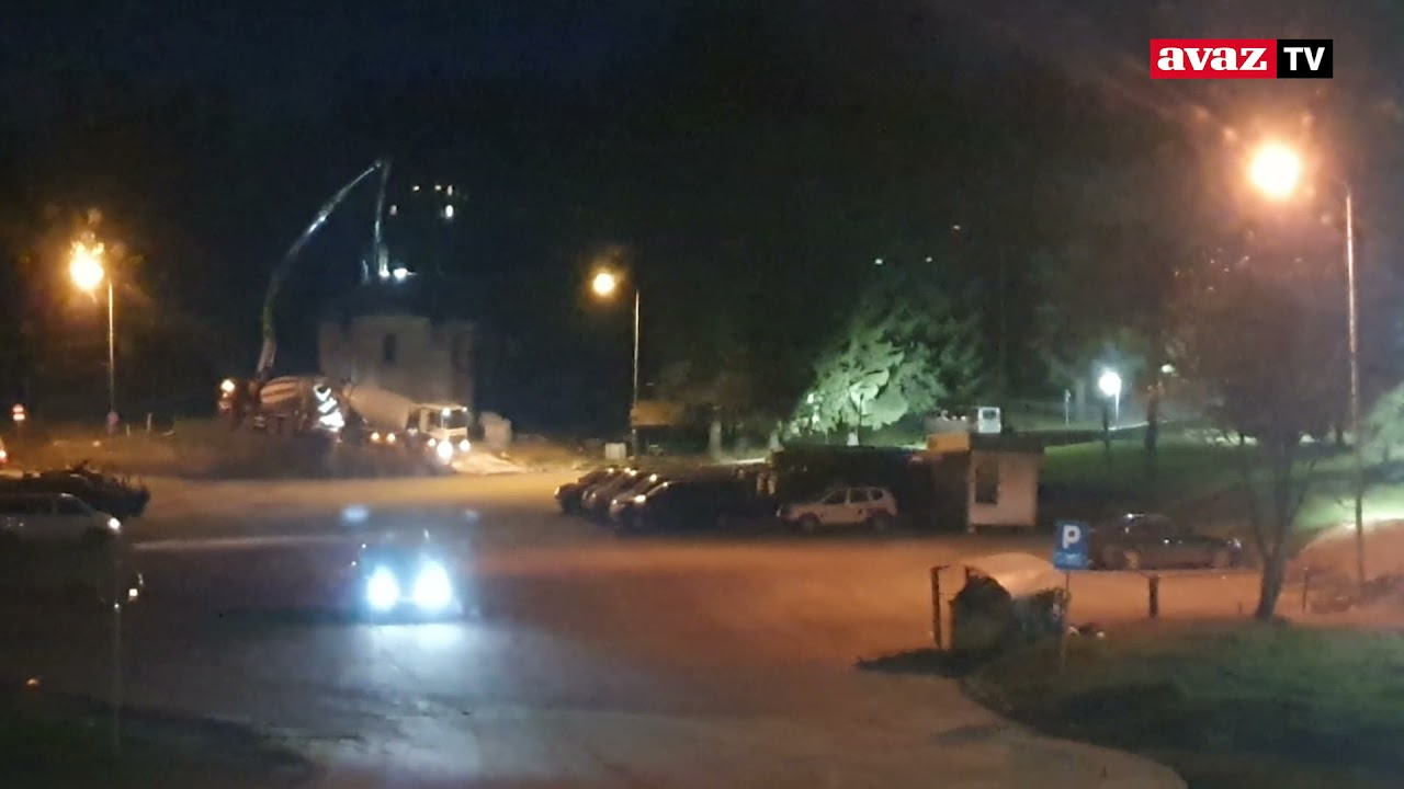 Download Avaz na licu mjesta: Oklopna vozila MUP-a RS na Jahorini