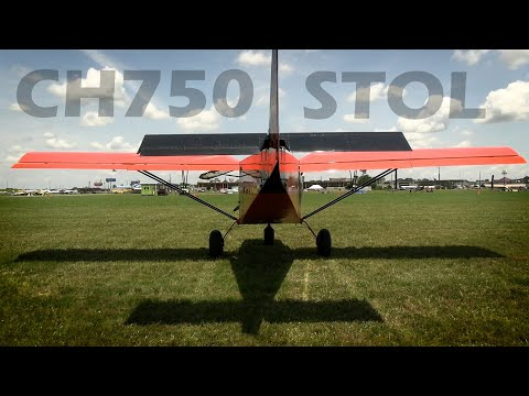 SwampSTOL - Zenith CH750 STOL Aircraft with Continental O 200