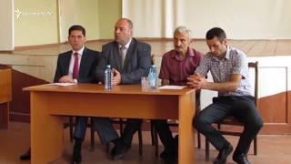 Ձորագյուղի համայնքապետը հրաժարական է տվել հարկերը չվճարած համագյուղացիներին դատարան տանելու փոխարեն