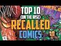 Top 10 ERROR/RECALLED Comic Sales $$$ (AUG UPDATE) - Sales/Invest/Speculation