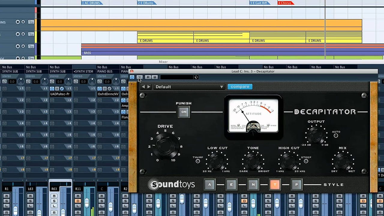 5 Saturation Plugins for Mixing Vocals (+ Mix Tips) — Pro