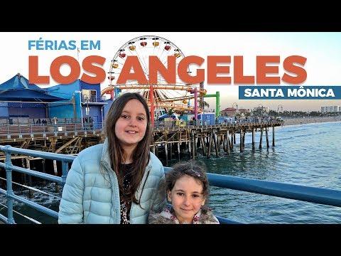 Férias em Los Angeles e Santa Mônica