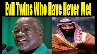 CIA Man Predicts MBS Downfall Plus Magufuli And MBS Similarities