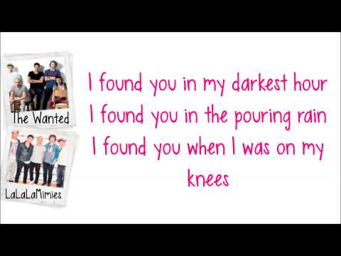 I Found You - The Wanted HD