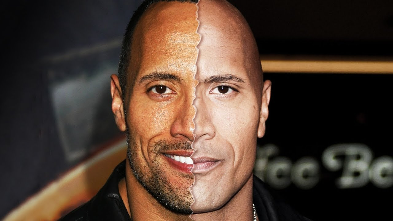 Images Of Dwayne The Rock Johnson: The Stunning Transformation Of Dwayne The Rock Johnson