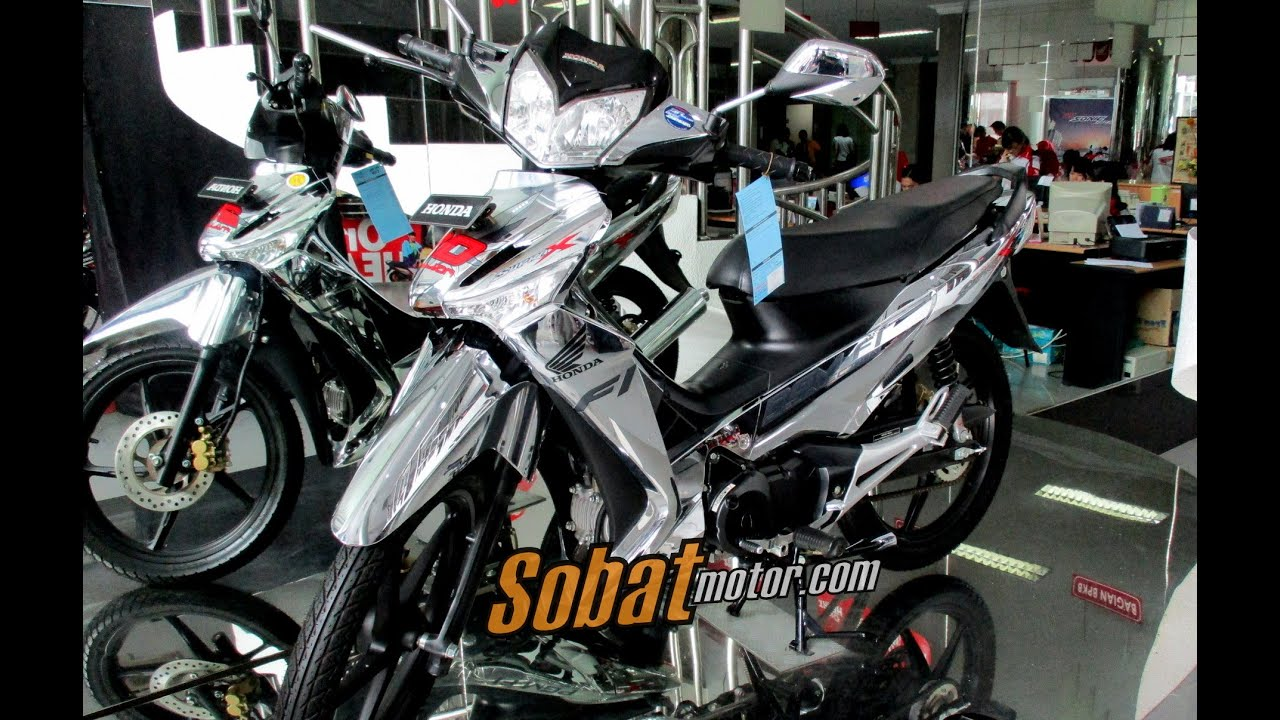 Top honda supra x 125 modifikasi