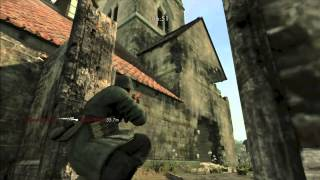 Multiplayer Sniper Elite V2 Xbox 360