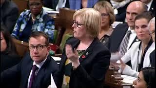 MP Weir Asks for a Plan to Fix Phoenix (Oct. 17, 2017)
